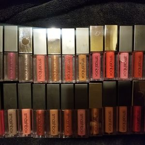 Smashbox full collection swatched and new